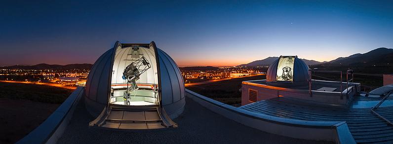 Sunset Murillo Observatory CSUSB_8