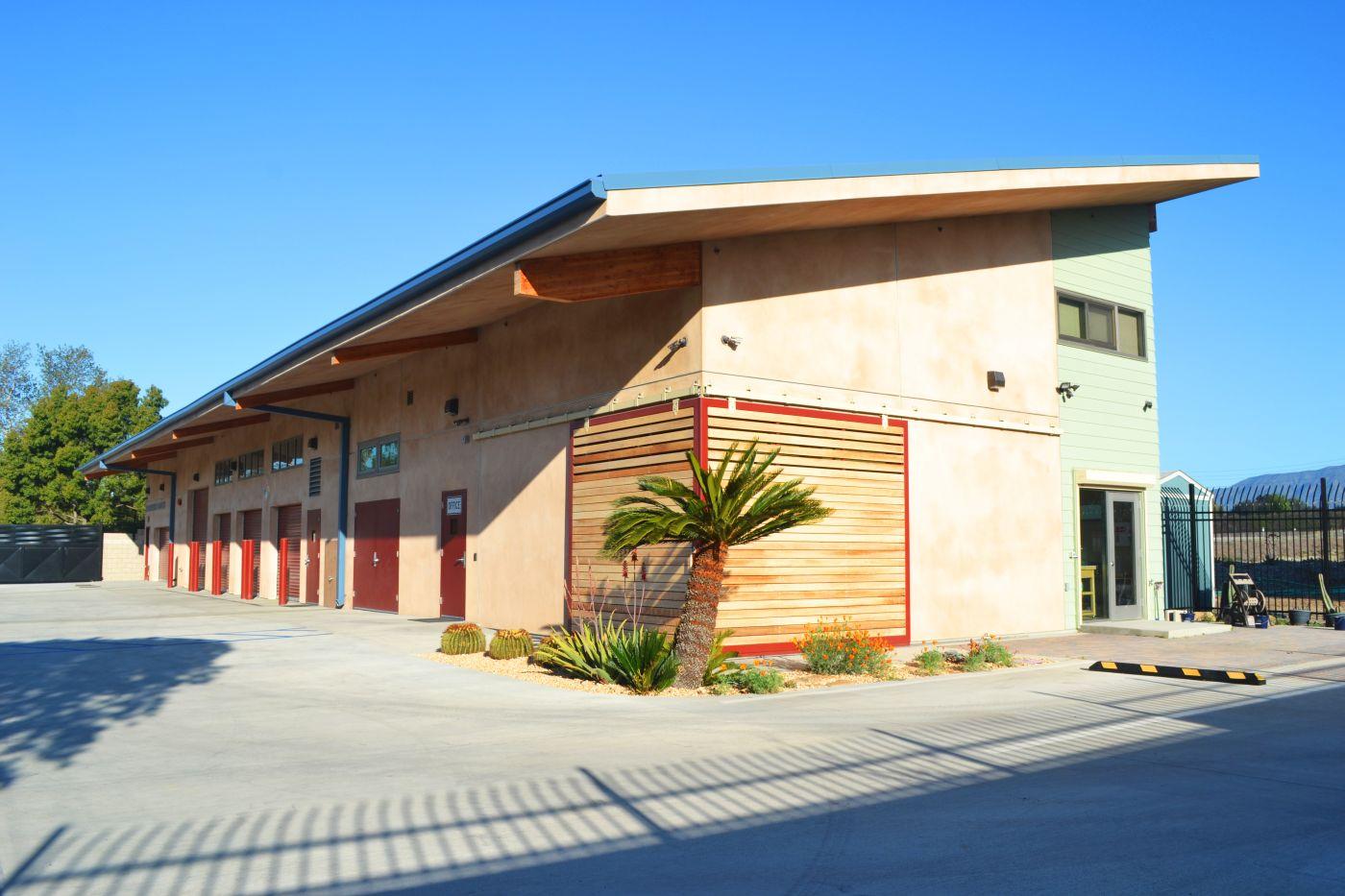 Cbwcd Maintenance Building Sea West Enterprises Inc