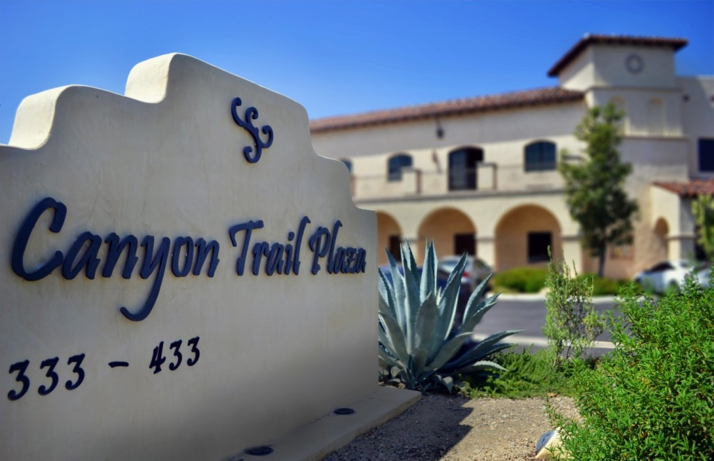 canyon trail plaza 1400